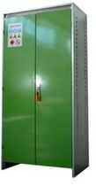 security storage: cabinet for toxic products 2 000 x 1 000 x 500 mm numak srl
