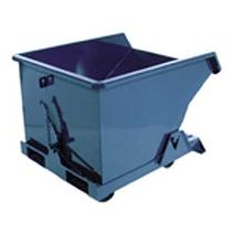 self dumping waste skip  AGF