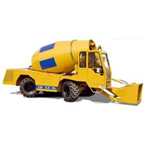 self loading concrete mixer 5.5 m3 | 5.5 XL METALGALANTE