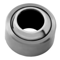 self-lubricating spherical plain bearing DIN ISO 12240-1 K TESNO® INOX Chiavette Unificate S.p.A.
