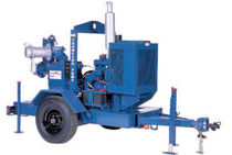 self priming centrifugal engine-driven pump max. 2 600 gpm | HTC series Thompson Pump