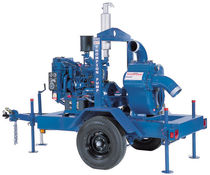self-priming centrifugal pump 2 600 gpm | TS series Thompson Pump