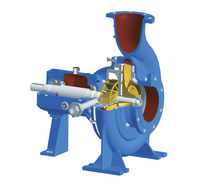 self-priming centrifugal pump max. 2 000 m³/h | AD series Andritz AG - Pumps Division