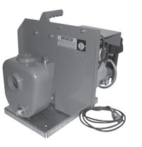 self priming gasoline engine-driven centrifugal pump max. 140 gpm | 2AM32-P series Goulds Pumps