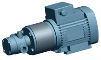 self-priming rotary vane pump 200 - 30 000 l/h, 5 - 20 bar | MP/P series POLLARD