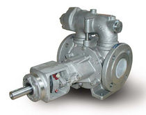 self-priming rotary vane pump for diesel oil transfer max. 110 m&sup3;/h | P series MOUVEX