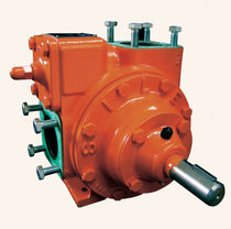 self-priming rotary vane pump for gasoline transfer 1052 series silea spa
