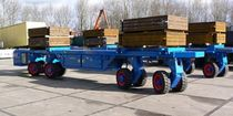 self-propelled trailer max. 80 t | TMW 80 Tracta