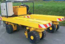 self-propelled trailer  MILOCO GROUP
