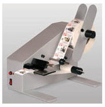 semi-automatic adhesive label dispenser Lupino® HS-100 I woelco