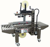 semi-automatic case sealer max. 30 p/min | Magnum&amp;trade; 2300-SD-U Highlight Industries