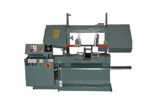 semi-automatic dual column horizontal band saw W-9-1 WF Wells Inc