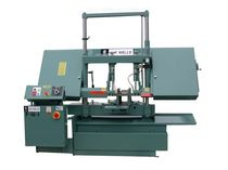 semi-automatic dual column horizontal band saw F-16-1 WF Wells Inc