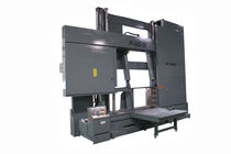 semi-automatic dual column horizontal band saw P-50-3 WF Wells Inc