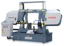 semi-automatic dual column horizontal band saw 540 - 680 mm | DCB-S series Durma