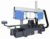 semi-automatic dual column horizontal band saw max. 500 × 500 mm | Easy 530 PT istech segatrici srl
