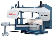 semi-automatic dual column miter horizontal band saw 780 mm | DCB-DM 560 Durma