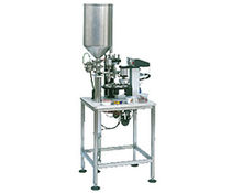 semi-automatic filler for liquids and sealer for pre-formed packaging 15 p/min | PLF-5S PackLine