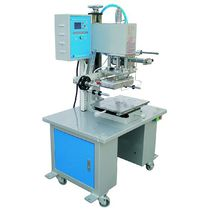 semi-automatic hot stamping machine for flat parts 220 x 130 mm | 2A   LC Printing Machine Factory Limited