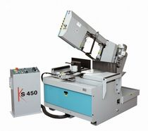 semi-automatic hydraulic horizontal band saw ø 350, 330, 450 x 320 mm | KS 450 imet spa