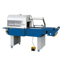 semi automatic L-sealer with shrink tunnel max. 500 x 400 mm, 900 p/h | Espert 5040 EV ITALDIBIPACK