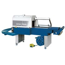 semi automatic L-sealer with shrink tunnel max. 750 x 550 mm, 600 - 900 p/h | Espert 7555 EV ITALDIBIPACK