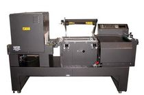 "semi automatic L-sealer with shrink tunnel 19"" x 13"" 