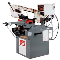 semi-automatic miter horizontal band saw K-300-SA-DI TRONZADORAS MG