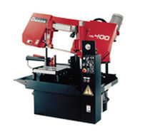 semi-automatic miter horizontal band saw max. ø 320 mm | HK400 Amada Cutting Technologies