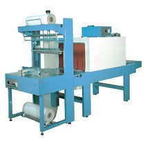 semi-automatic sleeve wrapping machine with sealing bar max. 12 p/min | Ecofard 700 SA ITALDIBIPACK
