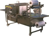 semi-automatic sleeve wrapping machine 6 - 18 kW | VMS�134 MAT Zappe