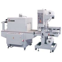 semi-automatic sleeve wrapping machine with sealing bar max. 600 p/h | SVS ULMA Packaging