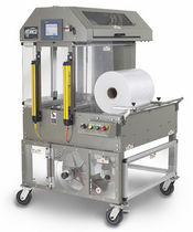 semi-automatic V-FFS bagging machine max. 14&quot; x 20&quot;, max. 30 p/min | E-Pac Rennco LLC 