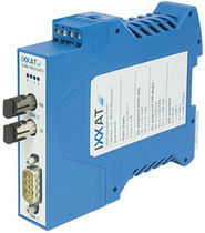 serial - fiber optic converter 1 x CAN, 1 x DIN rail | CAN-CR210/FO IXXAT Automation
