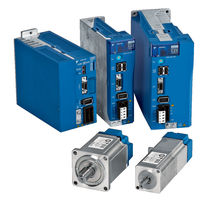 servo-amplifier 200 - 230 VAC, 100 - 750 W | Junma Yaskawa Europe