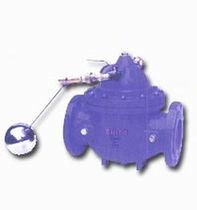 servo-controlled float valve 100X  Tianjin IMG Valve Co.Ltd