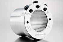 shaft-hub rigid coupling for heavy load 2.6 - 273 kNm | ETP-HYLOC® ETP