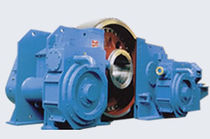 shaft mounted gear reducer for harsh environment max. 10 000 kNm | Bogiflex CMD