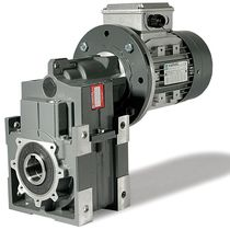 shaft-mounted helical gearmotor 180 - 3 400 Nm, 0.18 - 22 kW | RN series VARVEL