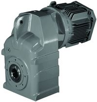 shaft-mounted helical gearmotor i= 5:1 - 100:1, max. 16 500 Nm, 110 kW | F series Radicon