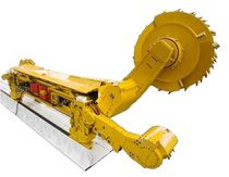shearer loader for longwall mining 2.7 - 7 m (8.8' - 22.9') | SL 1000 Eickhoff Corporation
