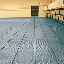 sheet metal profile for flooring or steps max. 4 020 mm | STEPLARM® Meiser