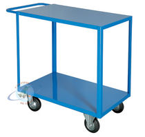 shelf cart max. 250 kg, 800 x 500 mm CARMECCANICA