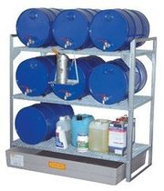 shelving for drum  CHEMO