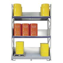 shelving for drum  Saebu Morsbach