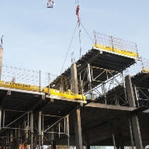 shoring tower 140 kN | GASS&reg; HARSCO Infrastructure