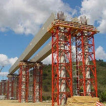shoring tower 600 kN | MkII HARSCO Infrastructure