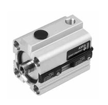 short stroke single-acting pneumatic cylinder 4 - 25 mm, 2 - 10 bar | 441 series ASCO NUMATICS