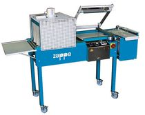 shrink wrapping machine 400 - 600 x 400 mm, 47 kW | QUICKPAC Zappe