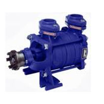 side channel centrifugal pump with mechanical seal max. 7.5 m³/h | SOH series ALLWEILER